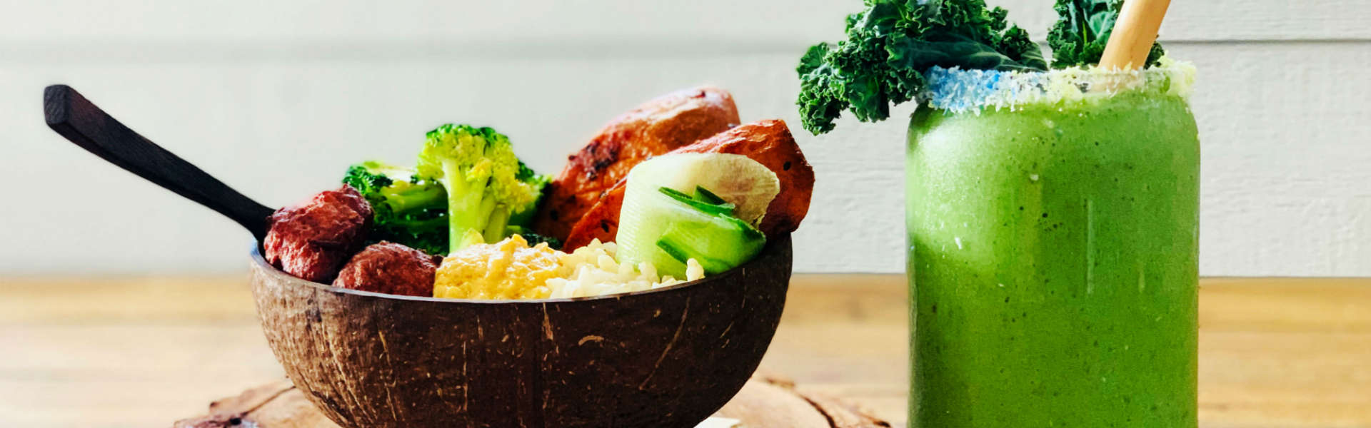 Buddha Bowl Coconut