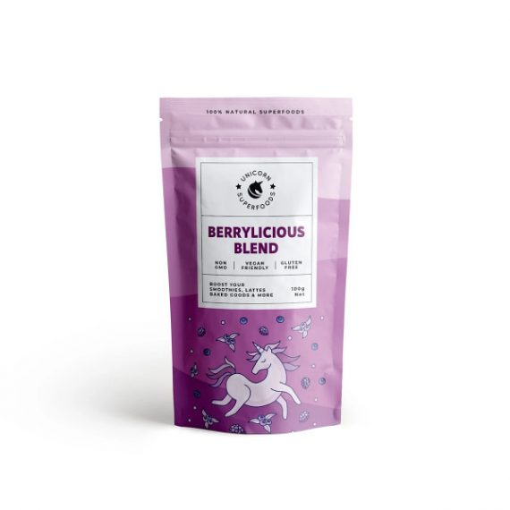 Berrylicious Blend 100g - Superfood Powder